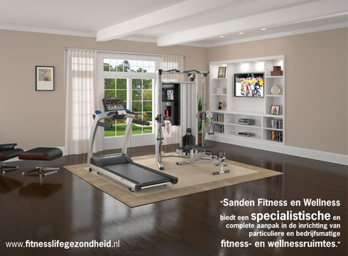 de Waterrower Fitness dealer van Nederland en Belgie